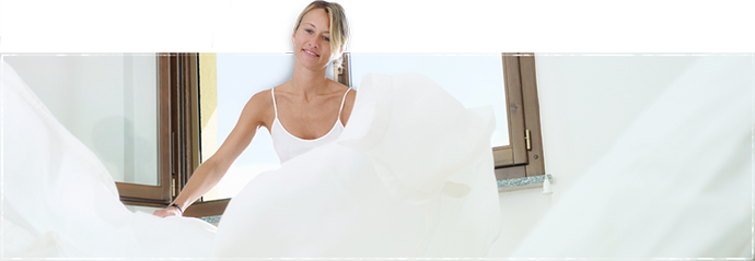 How To fold fitted sheets blog main image