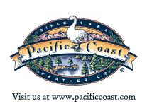 Pacific Coast Logo Tag