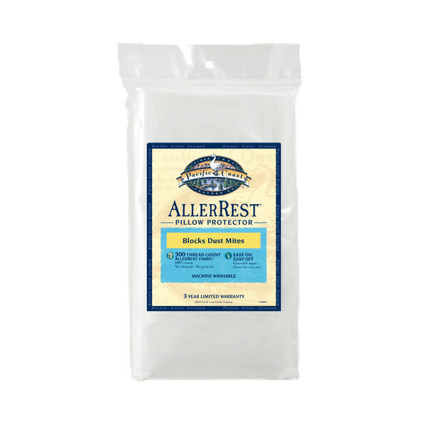 Pacific Coast Feather AllerRest® Pillow Protector
