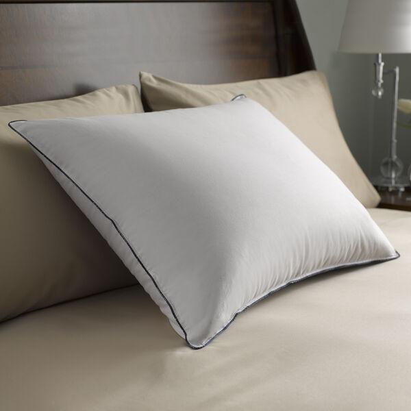 Batiste Cotton Luxury Down Pillow Firm Lifestyle Image