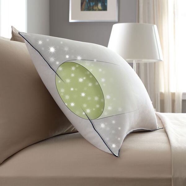 Grand Embrace Pillow Bed Pillows Illustration