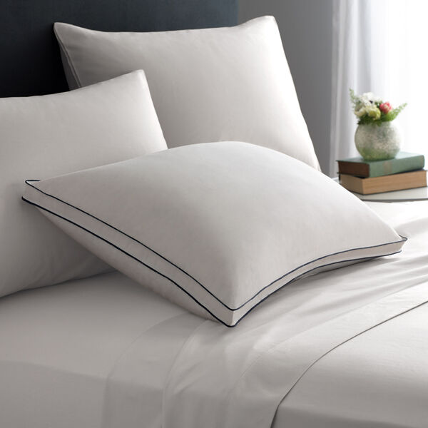 Double Down Around Organic Cover Pillow - lifestyle