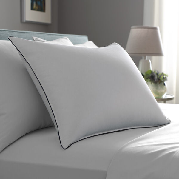 TRIA® Organic Cotton Cover All Down Pillow - lifestyle