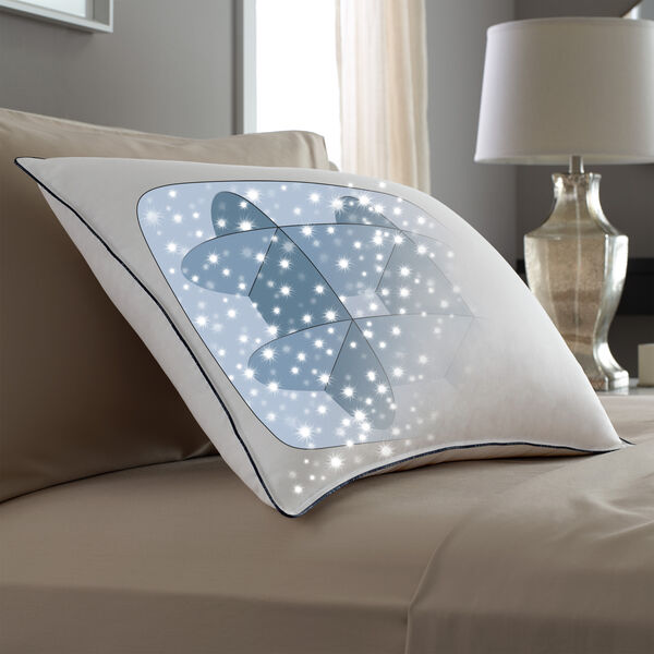 StayLoft Pillow Bed Pillows Illustration