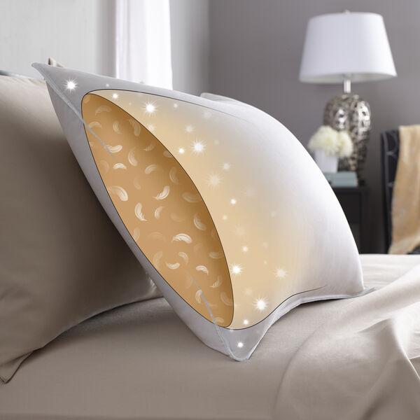 DownAround® Pillow Illustration