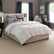 Luxury White Goose Down Comforter Lifestyle Image