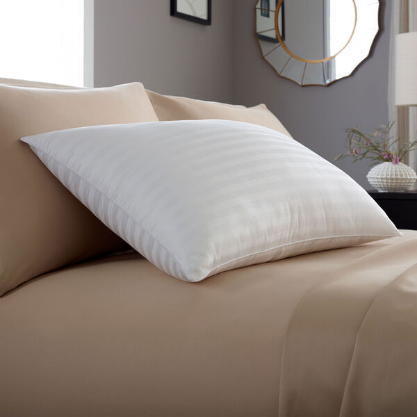 Pacific Coast® Luxury DownAround® Twin Pack Pillow Lifestyle Image