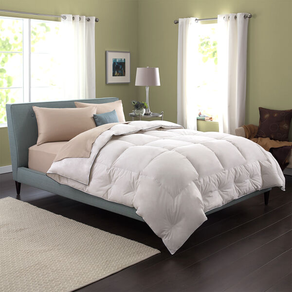 Extra Warmth Down Comforter Lifestyle Image