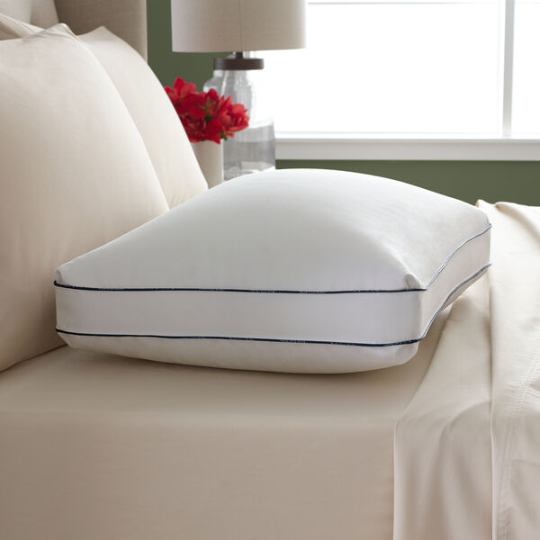 SuperLoft All Down Pillow Bed Pillows Lifestyle Image