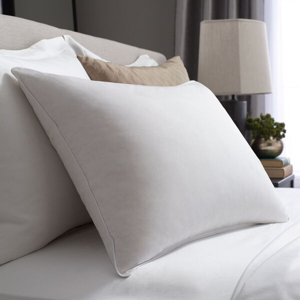 Hotel Touch of Down Pillow Bed Pillows Lifestyle Image