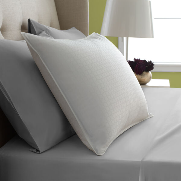 Basic Pillow Protector for Bed Pillows Lifestyle Image