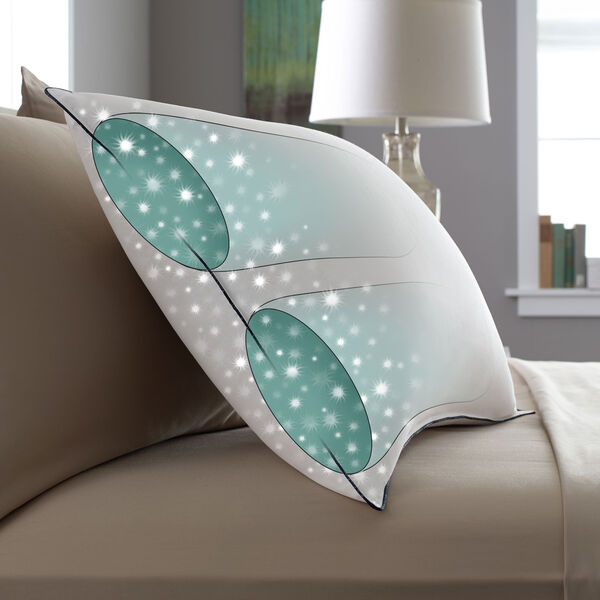 Slumber Core All Down Pillow Bed Pillows Illustration