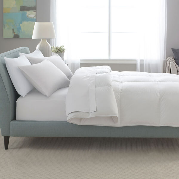 Restful Nights® Euro Box Down Alternative Comforter Lifestyle Image
