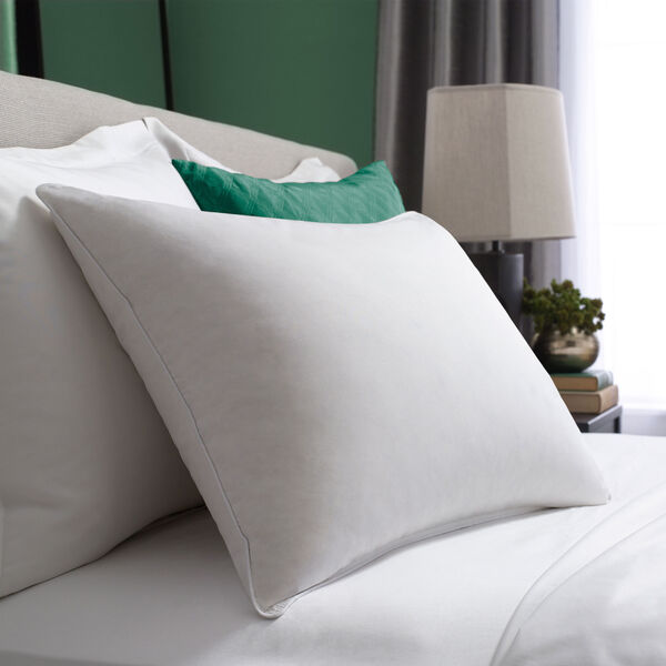 Hotel Symmetry Pillow Bed Pillows Lifestyle Image