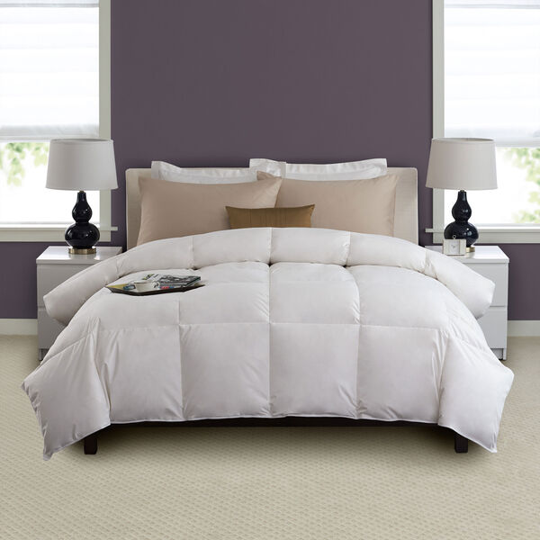 Hotel Collection Down Comforter Lifestyle Image