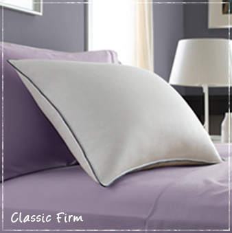 Classic Firm Down Pillows