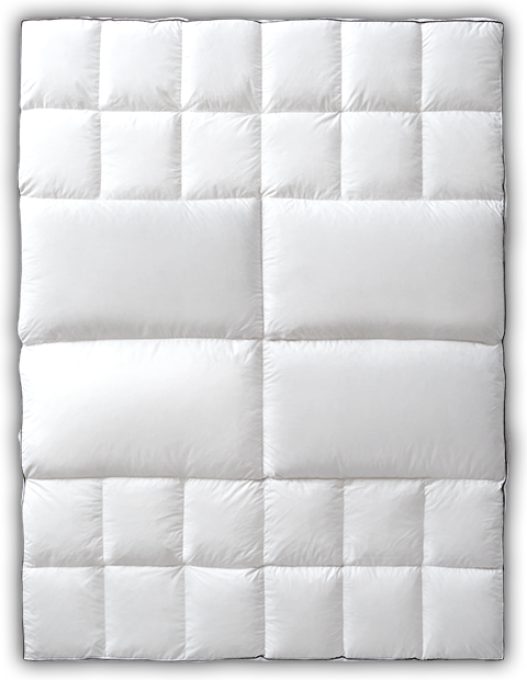 Learn more about the Lumbar Feather Bed