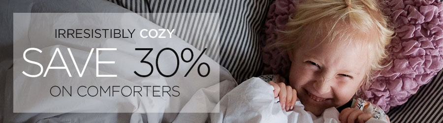 Save 30% On Pacific Coast Comforters