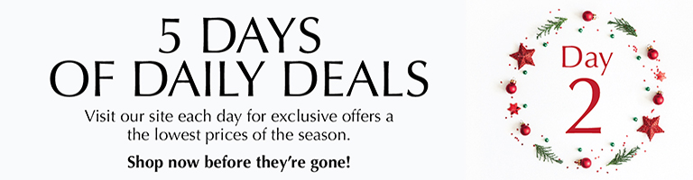 5 Days of Daily Deals