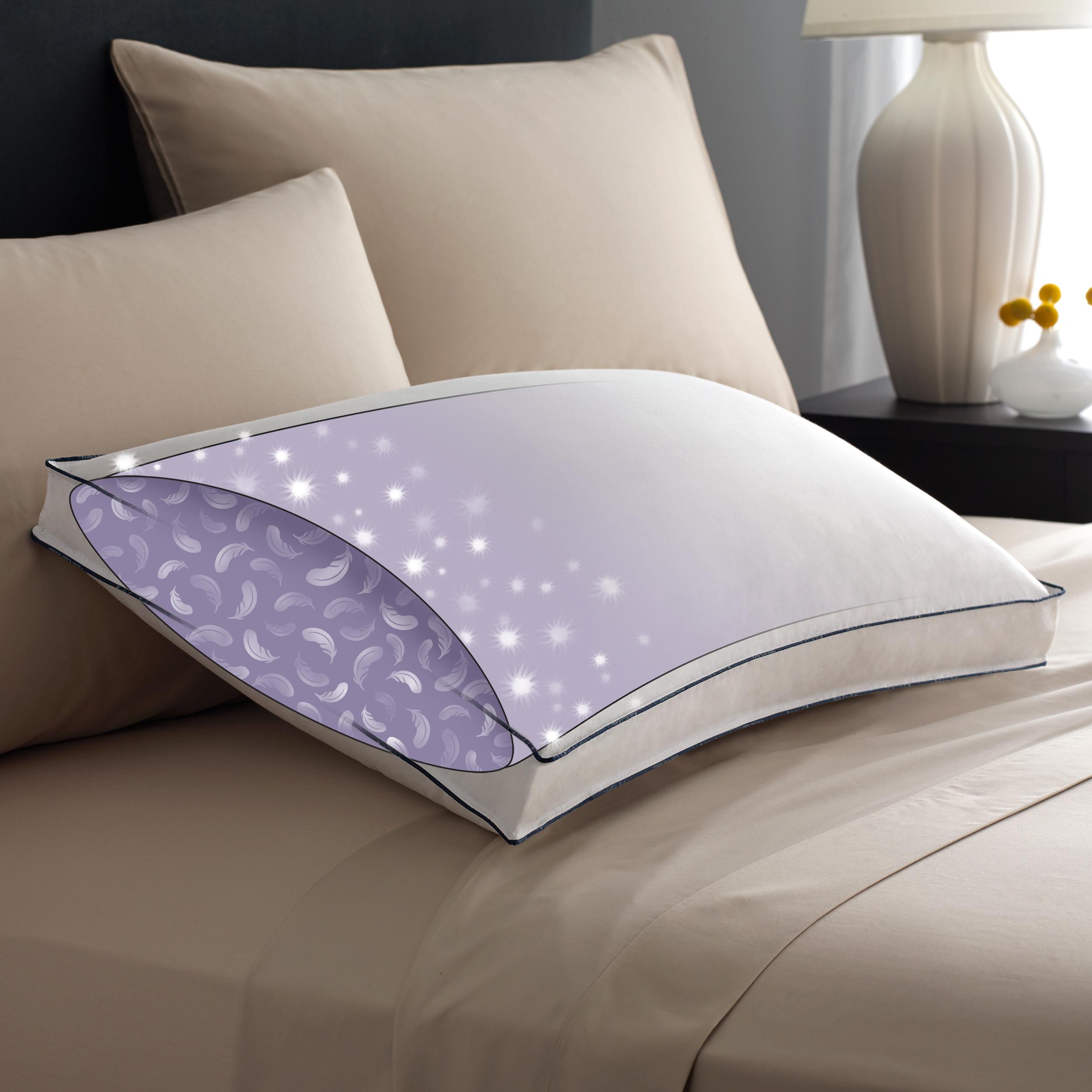 Firm Down Pillows