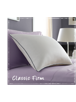 Classic Firm Down Pillows
