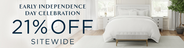 21% Off Sitewide