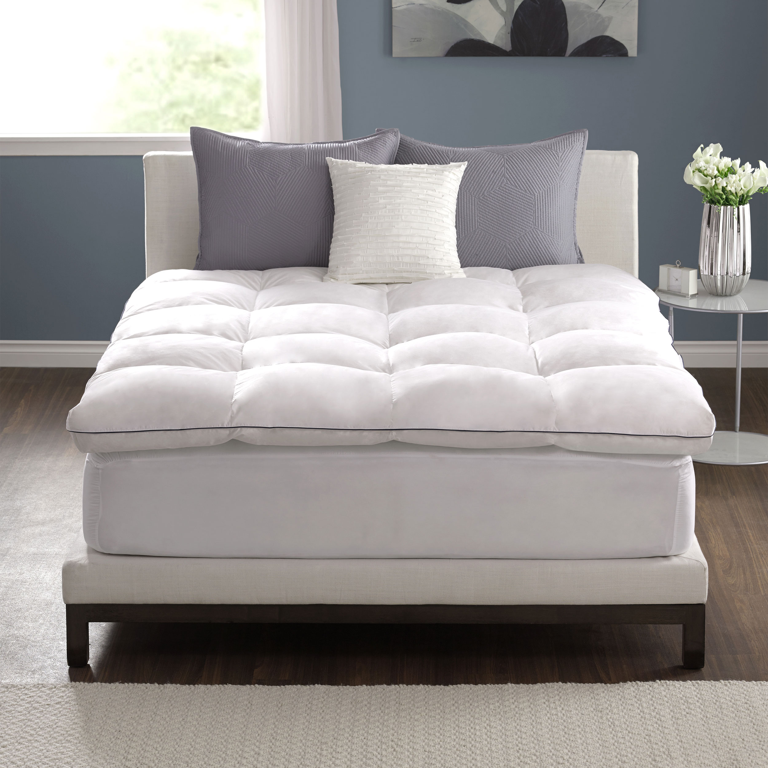 mattress toppers, mattress topper and mattress pads