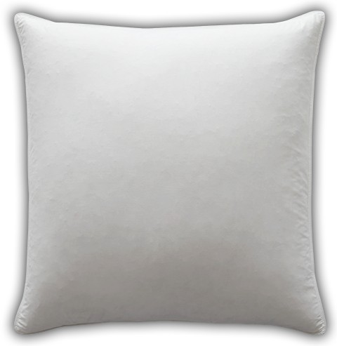 Learn more about the Euro Square Pillow Inserts