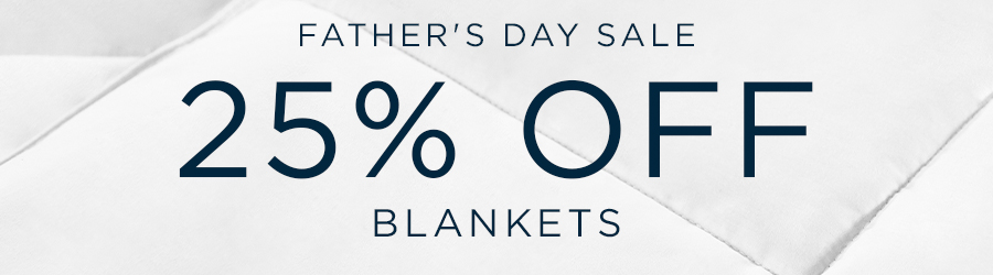 25% Off  Blankets