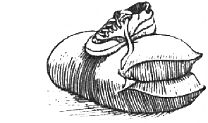Show on Folded Pillow Image