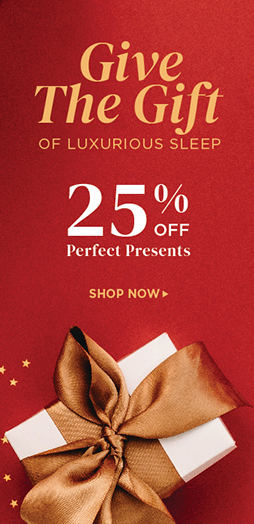Save 25% On Perfect Presents - Shop Now