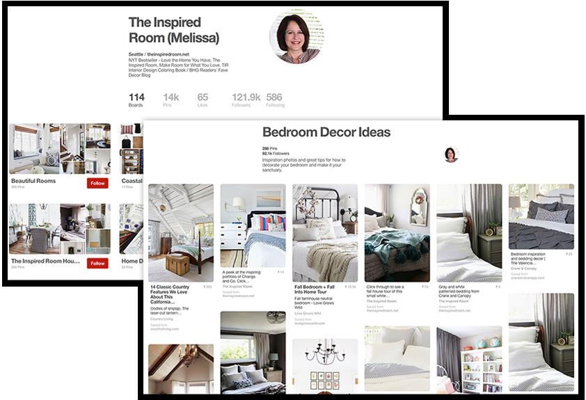 Pinterest The Inspired Room Board