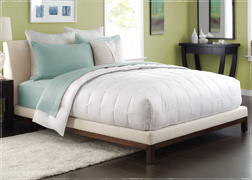 how to wash a down blanket pacific coast bedding. Black Bedroom Furniture Sets. Home Design Ideas