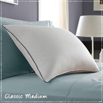 Classic Medium Down Pillows