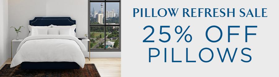 Pillow Refresh Sale