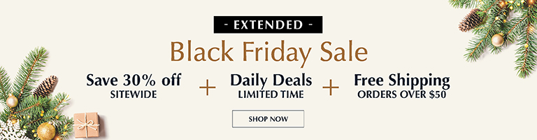 Sale - 30% Off Sitewide - Daily Deals