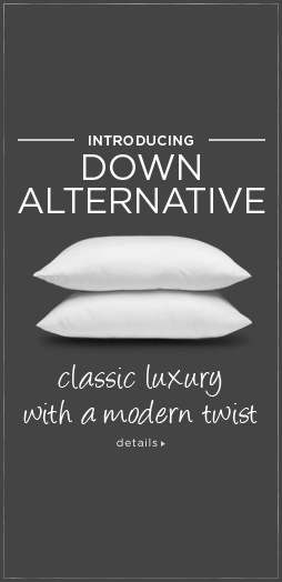 New Down Alternative Products at Pacific Coast Feather.