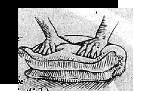 Folded Pillow Image