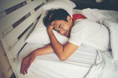 The Hot Sleeper