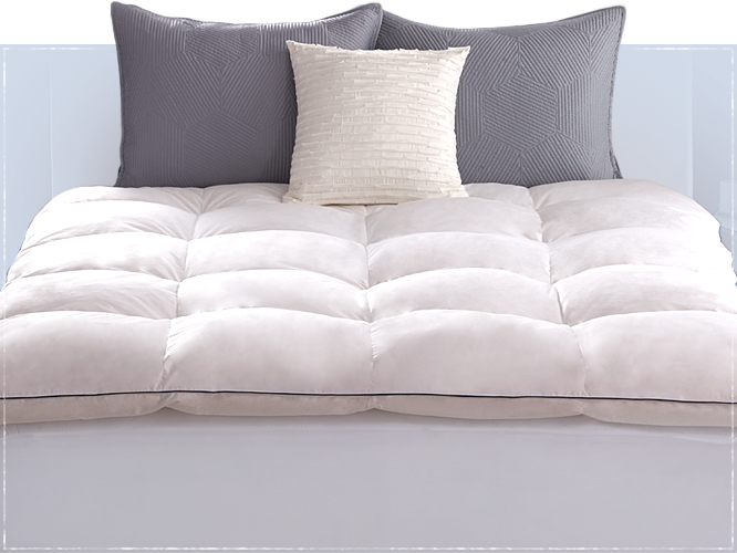 Down Pillows And Comforters Pacific Coast Bedding