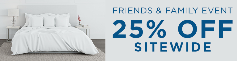 Friends & Family - 25% Off Sitewide