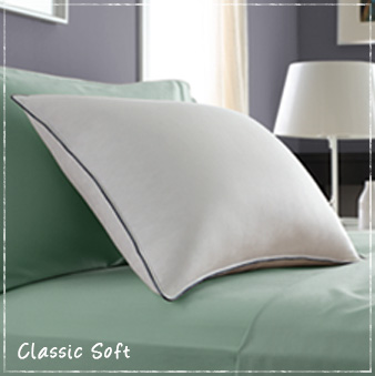 Classic Soft Down Pillows