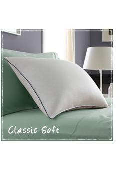 Classic Soft Down Pillows