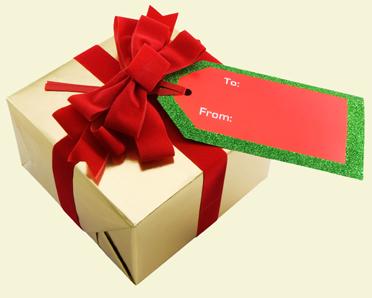 Luxury holiday gift