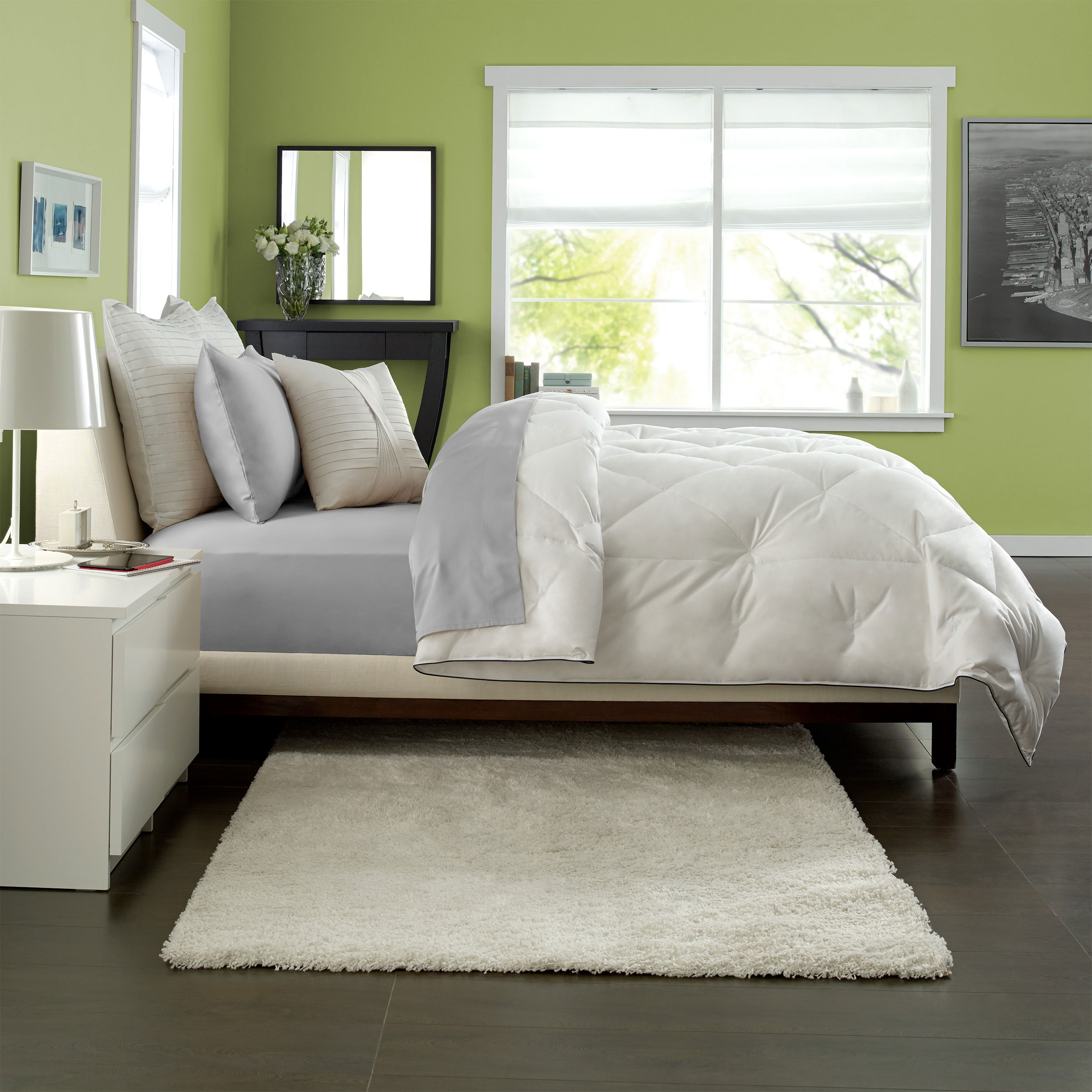 Light Warmth Deluxe Down Comforter Pacific Coast Bedding