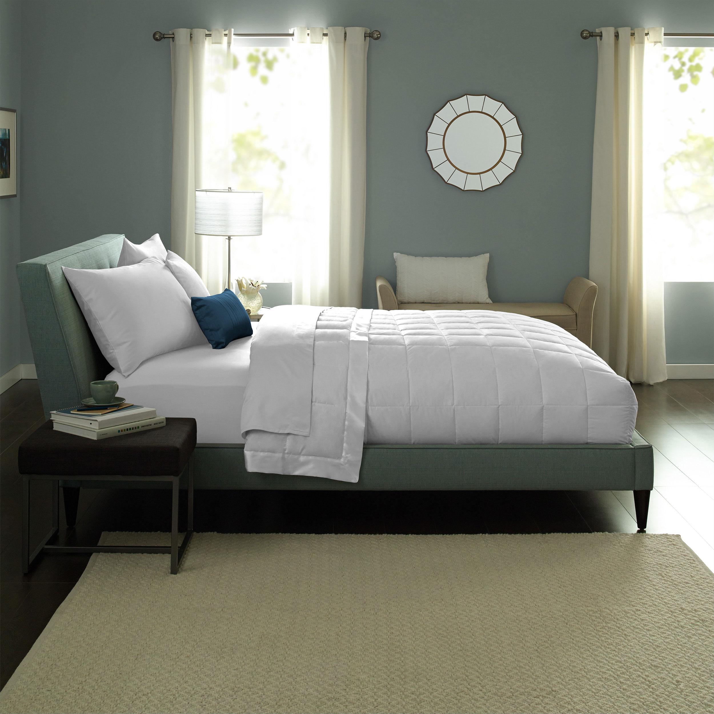 Colored Down Comforter Pacific Coast Bedding