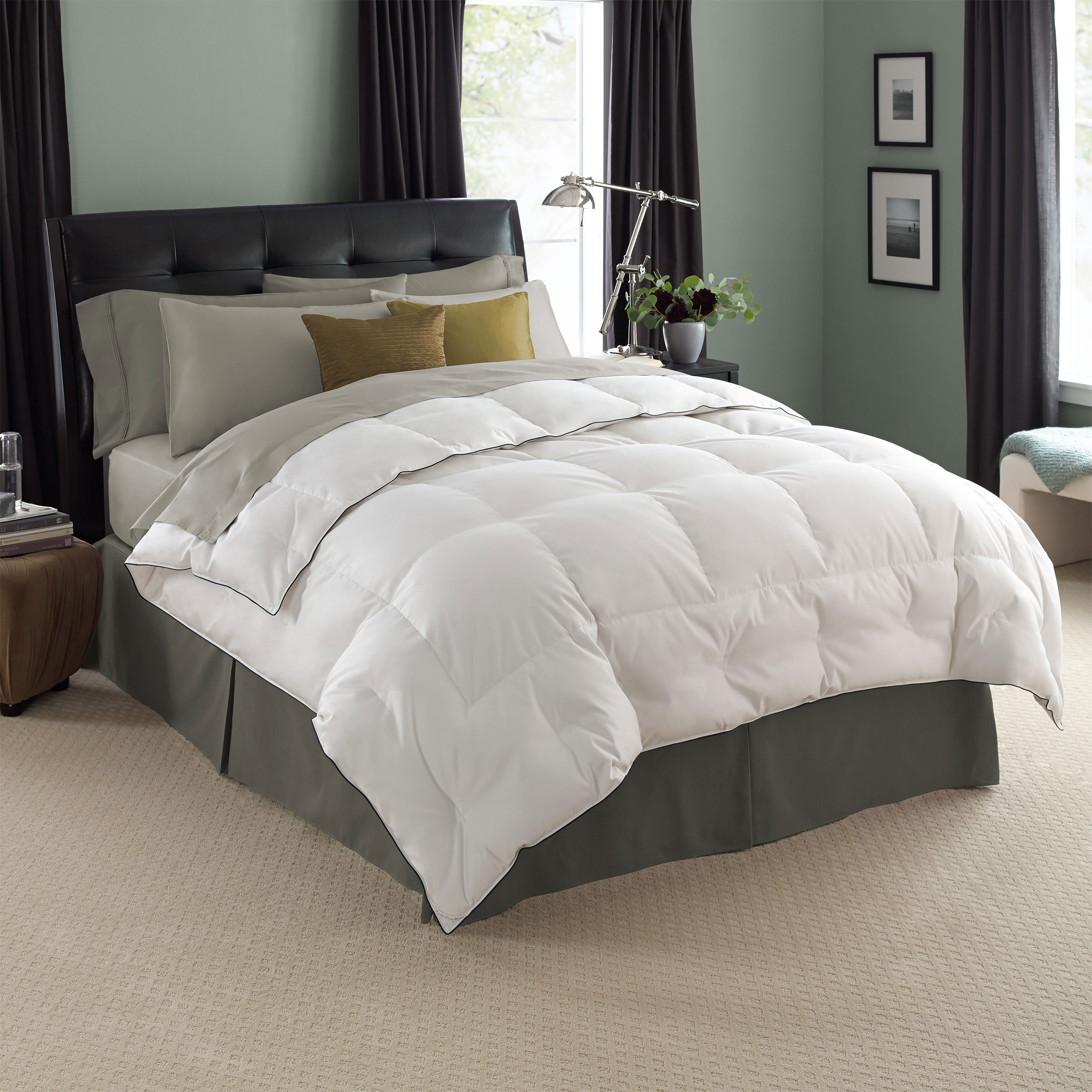 Washing A Down Comforter