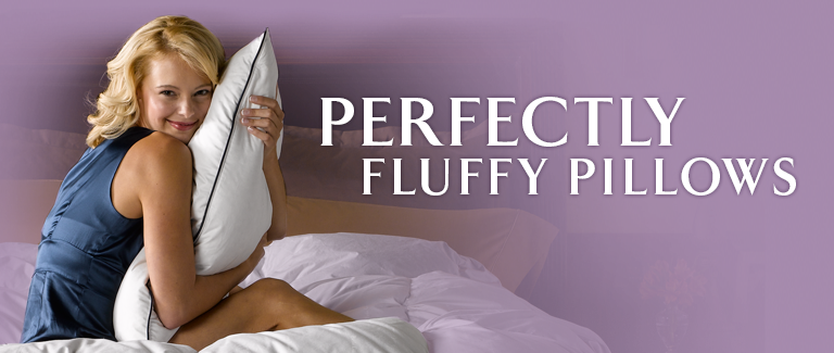 Perfectly Fluffy Pillows